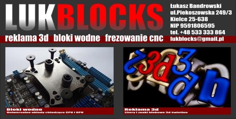 LUKBLOCKS BLOKI WODNE
